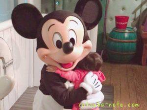 【ディズニーデビュー】1歳9か月の娘とディズニーランドで丸1日楽しんだ!