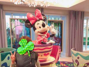 【感想】ディズニーセレブレーションホテルのウィッシュに宿泊